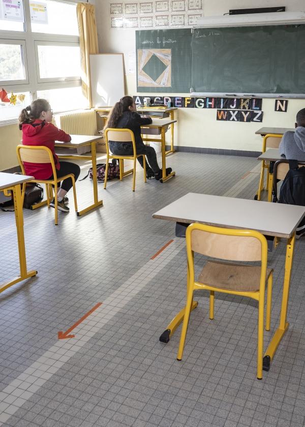 réouverture_école_Les Grandes_Maulévries_mai-2020_@Ville-d'Angers_Th.Bonnet-min