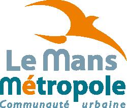 Logo Communauté_urbaine_du_Mans