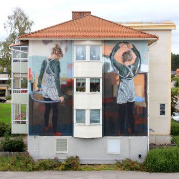 Artscape, ljusdal 2019 sweden - Helen Bur