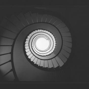 © Bogdan Konopka - Clermont-Ferrand escalier