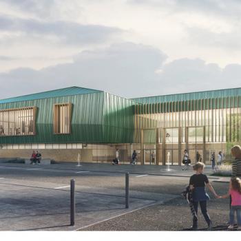 Gymnase Monplaisir 1 © CRR Architecture
