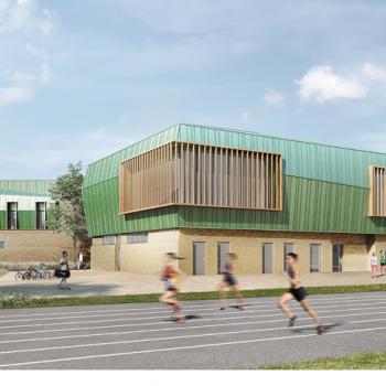 Gymnase Monplaisir 2 © CRR Architecture