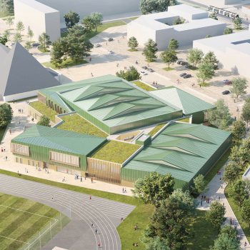 Gymnase Monplaisir 3 © CRR Architecture