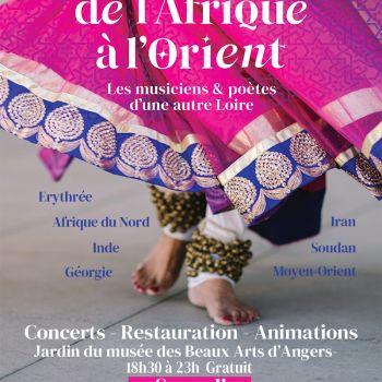 L'Anjou de l'Afrique à l'Orient - Affiche-web