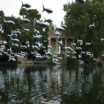 le banc de sardines(2) @ Aero Sculptures
