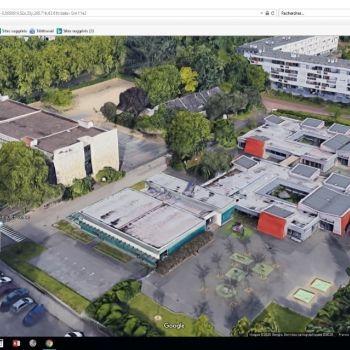 Réfectoire Jules Verne ©Google Map