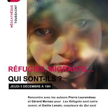 Réfugiés, migrants